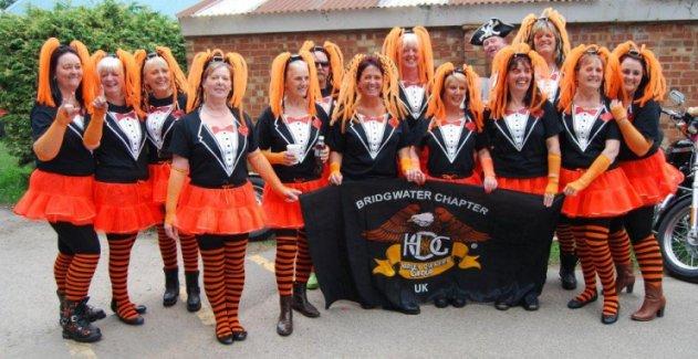 Some of the Bridgwater Ladies of Harley