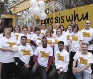 £750.00 to Cystic Fibrosis