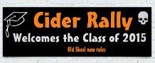 Cider Rall Class of 2015