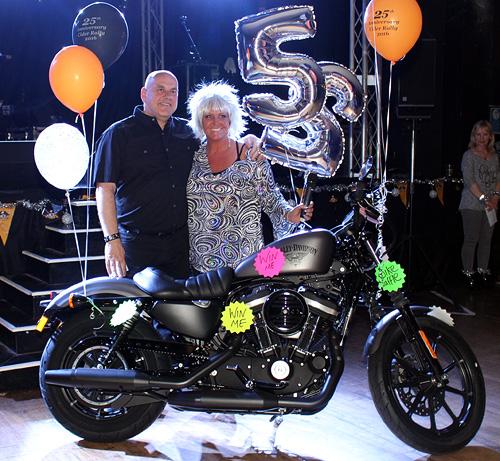 2016 Harley winner